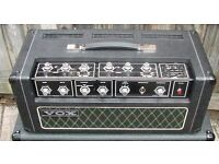 Vox Supreme 1960s Solid State Amplifier