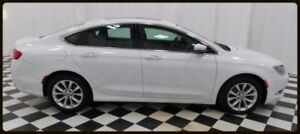 2015 Chrysler 200 C - $10/Day - Heated Leather, Sunroof, Loaded!