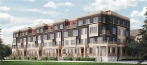 Stunning Brand New  2Bed3Bath Condo Townhome in Lakeshore