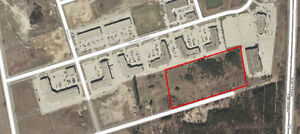 11 ACRES OF LAND FOR SALE RIGHT OFF OF VE, BARRIE!