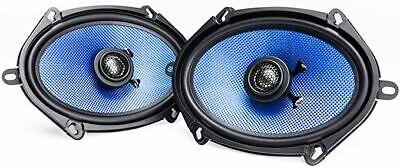 Hifonics Alfa 5x7/15.2x20.3cm 2-way Coaxial Coche Altavoces Calidad Sonido