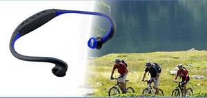 FM-Radio-Recever-Run-Jogging-Sport-Headphone-Earphone-Earpiece-MP3-Music-Player