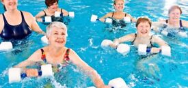 Aqua Aerobics @ Millman Street, class every Friday from 2pm - 3pm in Holborn