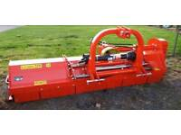 Del Morino Flail Mowers Itailan made quality machines