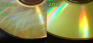 First Stop Swap Shop does Disc Repairs! Peterborough Peterborough Area image 1