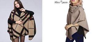 Trendy 2016 ponchos, capes, hooded scarves, infinite scarves MUS Kitchener / Waterloo Kitchener Area image 7