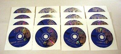 KJV James Earl Jones READS the Holy Bible (New Testament) 16 Audio CD