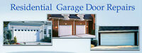 Garage Door Repairs - Duham, York, GTA