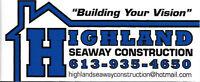 Highland Seaway Construction
