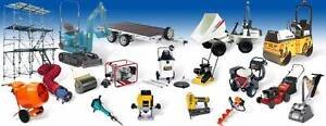 Tools & Excavators Hire Business franchise. Equipment included Newcastle Newcastle Area Preview
