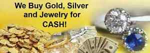 WE BUY GOLD FOR CASH ,,BEST PRICE PAID