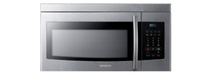 Samsung 1.6 cu.ft. Over The Range Microwave in Stainless Steel