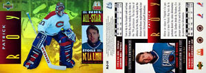 1994-95 McDonald's Upper Deck Hockey Card Singles