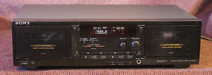 Cassette Sony TC WR590