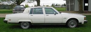 1983 Oldsmobile Ninety-Eight Regency Sedan