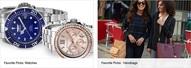 Favorite Picks: Watches | Favorite Picks: Handbags