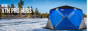 Otter XTH Pro Resort Pop Ice Fishing HUB