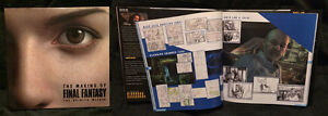 The Making of FINAL FANTASY: The Spirits Within Hardcover