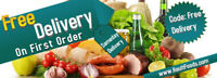Online Grocery Free Home Delivery