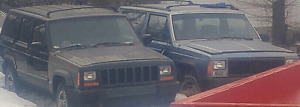 Jeep parts 4 sale please text or call 204-330-5282