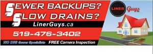 FREE Camera Inspection - Specialized NO DIG Sewer Line Repair