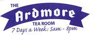 Ardmore Tea Room - Food Server
