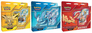Pokemon Legendary Birds Battle Decks Available Tuesday