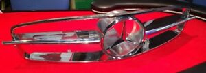 MERCEDES BENZ W198 300SL ROADSTER GULLWING FRONT GRILLE NOS MINT