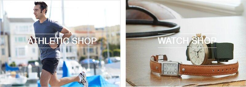 Athletic Shop | Watch Shop