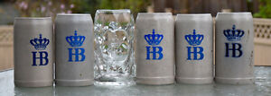 6 Hofrauhaus Mugs