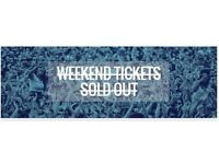 SW4 - South West Four Weekend Tickets For Sale - 27-28 Aug 2016 - Official Seller No Booking Fee