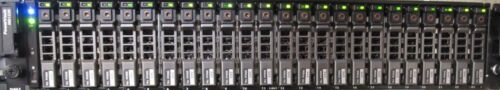 Dell Powervault MD1220 2 x controllers 2 x P/S