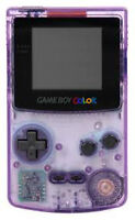 gameboy color with accesories