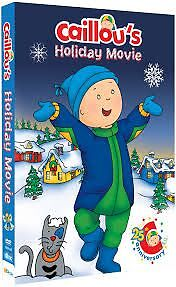 CaiIlou Holiday Movie New in sealed pack - DVD 25yr Anniversary