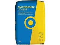 Bournemouth mastercrete cement