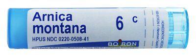 - Boiron Arnica Montana 6 C, 80 Pellets