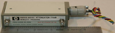 Agilenthp 08505-60151 Variable Attenuator