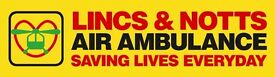 Lincs & Notts Air Ambulance - Volunteer Driver's Mate (based at Mansfield Woodhouse)