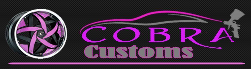 cobra custom paints
