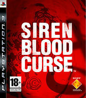Looking for / Cherche SIREN : Blood Curse - PS3 Playstation 3