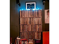 Wanted: Any Vinyl records. LPs, Albums, Record collections. Honest prices offered