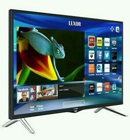 Luxor 40 Inch Full HD, Smart wi-fi Combi LED TV With Built-In DVD Player