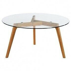 """36"""" Round Glass Table Top"""