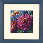 Needlepoint Kits Flowers