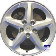 2006 Hyundai Sonata Wheels