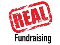 Roaming Street & Private Site Fundraiser - immediate start - £290-£336p/w basic + bonuses