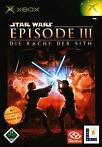 [Xbox] Star Wars Episode III Revenge of the Sith Duits