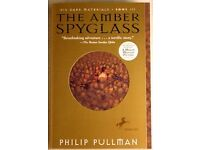 """The Amber Spyglass: His Dark Materials (book 3) by """"Philip Pullman"""" (ISBN-13: 9780440418566)"""