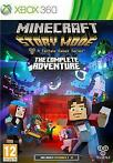 [Xbox 360] Minecraft Story Mode The Complete Adventure