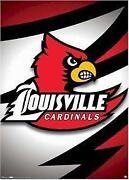 Louisville Cardinals Poster